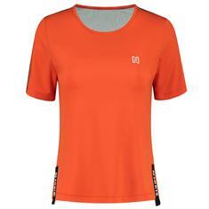 Nikkie Tape t-shirt 3633 Oranje