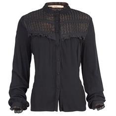 Rue de Femme Abby Shirt Zwart