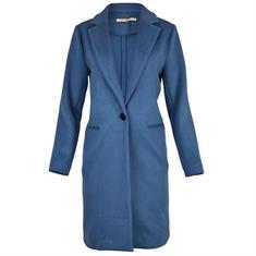 Rue de Femme Mia coat Blauw
