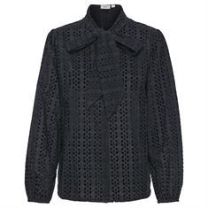 Saint tropez Claris sz shirt Zwart