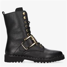 Tango Gold buckle boot 100 Zwart