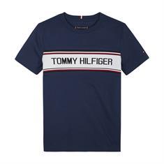 Tommy Hilf B C87 Donkerblauw