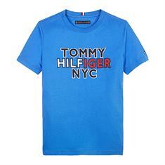 Tommy Hilfiger Boys KB0KB05848 Blauw