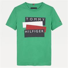 Tommy Hilfiger Boys KB0KB05849 Groen