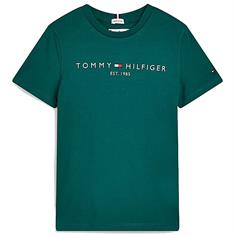 Tommy Hilfiger Boys KS0KS00201 Donkergroen