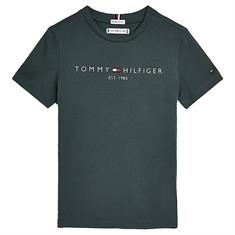 Tommy Hilfiger Boys Mr7 green slate Donkergroen