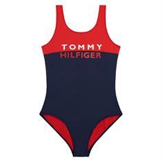 Tommy Hilfiger Girls Xl7 Rood