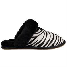Ugg Scuffette ii exotic Zebra