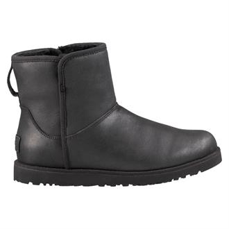 Ugg W Cory Leather Zwart
