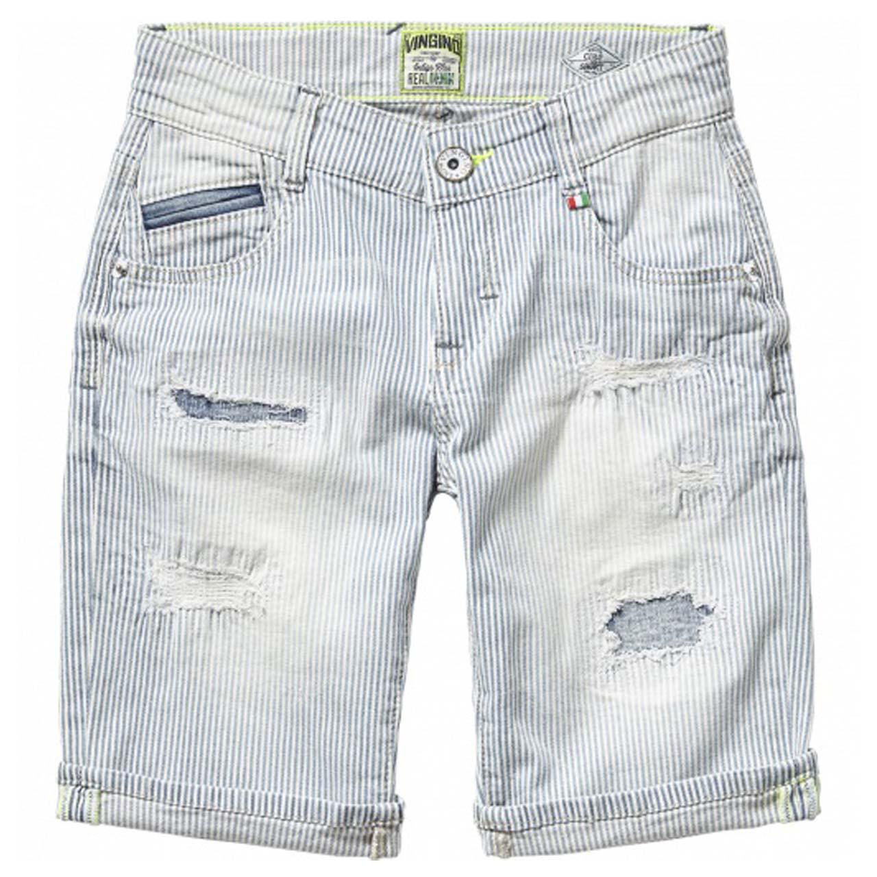 b7b8b4cfe6c186 Vingino boys Ciro Jeans - Korte broek - Broeken - Jongens - Irma Mode