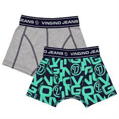 Vingino boys Hs21kbn72505-900 Grijs