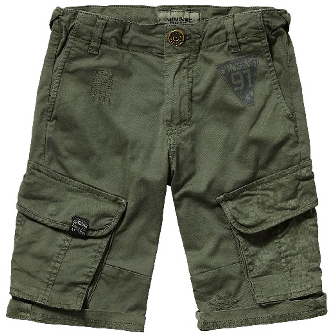website voor korting een grote verscheidenheid aan modellen nieuwe collectie Vingino boys Rowanelo Army