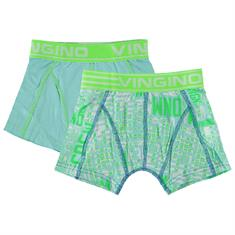 Vingino boys Short sven 2-pack Blauw