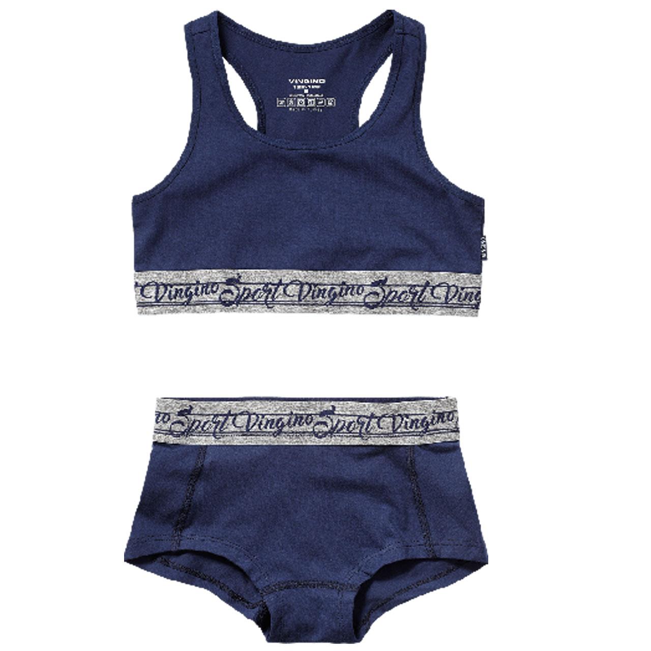 b12cb4936b09c0 Vingino girl AW17KGN72210 Paars - Ondergoed & Nachtkleding - Meisjes ...