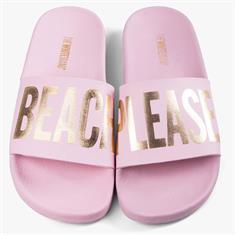 White brand Beach pink Roze